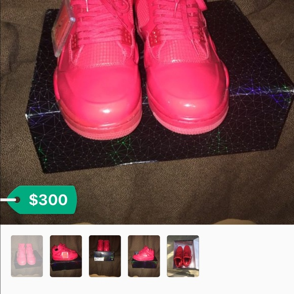 I Have Apair Of All Red Labs 4s